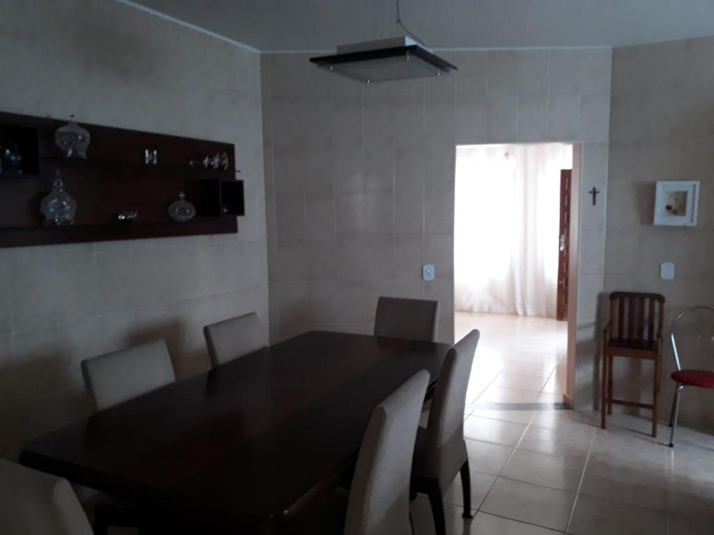 Casa com 3 dormitórios à venda, 185 m² por R$ 330.000,00 - Residencial Estados Unidos - Uberaba/MG