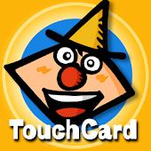 ミスターシェイプのタッチカード〜親子で遊ぶこども知育あそび