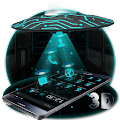 Free 3D Future Spaceship Theme APK for Windows 8