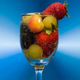 Fruit Cocktail by Lisa Hendrix - Food & Drink Fruits & Vegetables