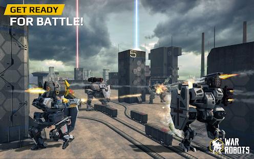 APK Game War Robots for iOS