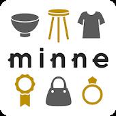 minne - 国内最大級のハンドメイドマーケットアプリ