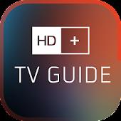 HD+ TV Guide: Ihr TV Programm APK for Blackberry