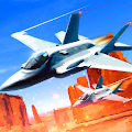 Jet Fighter Desert Race