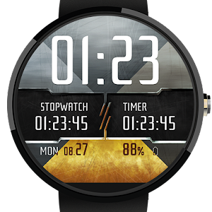 Watch Face: Stopwatch & Timer