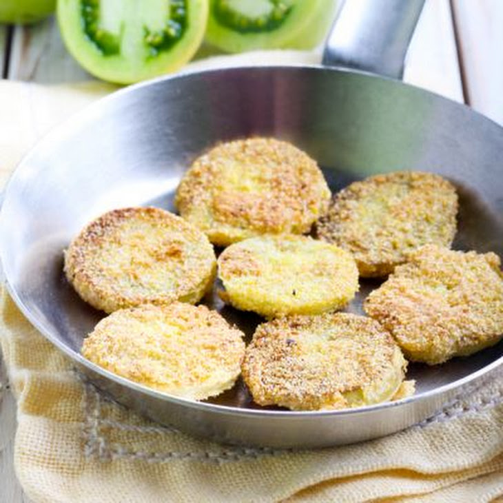 Easy Fried Green Tomatoes Recipe | Yummly
