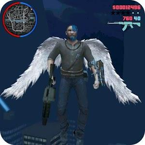 Immortal Angel Wings Hero : Devil Crime City For PC / Windows 7/8/10 / Mac – Free Download