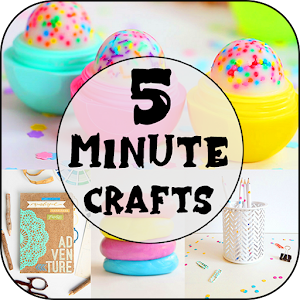 5-Minute Crafts : Latest & Greatest For PC / Windows 7/8/10 / Mac – Free Download