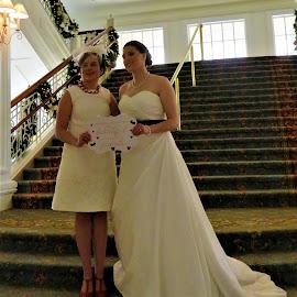 by Denise O'Hern - Wedding Getting Ready