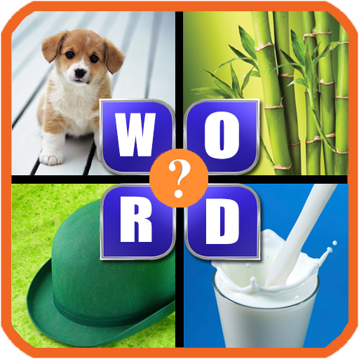 4 Pics 1 Word - What The Word – 4 Pics Quiz (game)