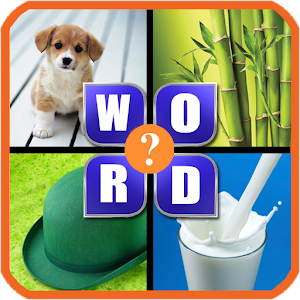 4 Pics 1 Word - What The Word – 4 Pics Quiz