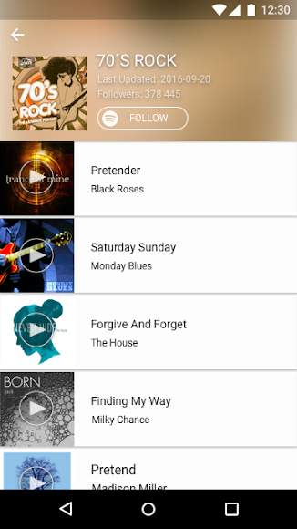 TrackID™ - Music Recognition v4.6.B.0.11