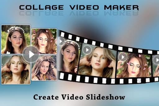 Как сделать видео коллаж из видео на андроид