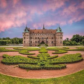 by Lars Landmark - Buildings & Architecture Public & Historical ( castle, fyn, denmark )