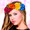 App Flower Crown Photo Editor apk for kindle fire