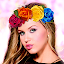 Free Download Flower Crown Photo Editor APK for Blackberry