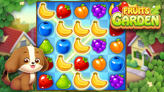 Fruits Garden : Link Puzzle for pc