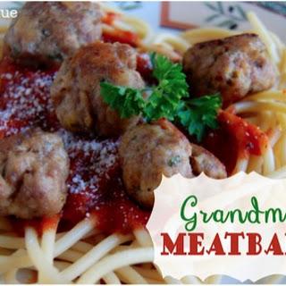 Italian Meatloaf Meatballs Recipes