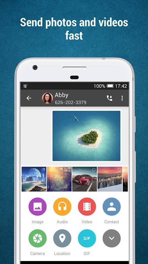 Datenschutz Messenger Pro android apps download