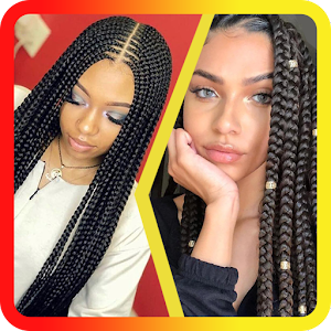 African Women Braids For PC