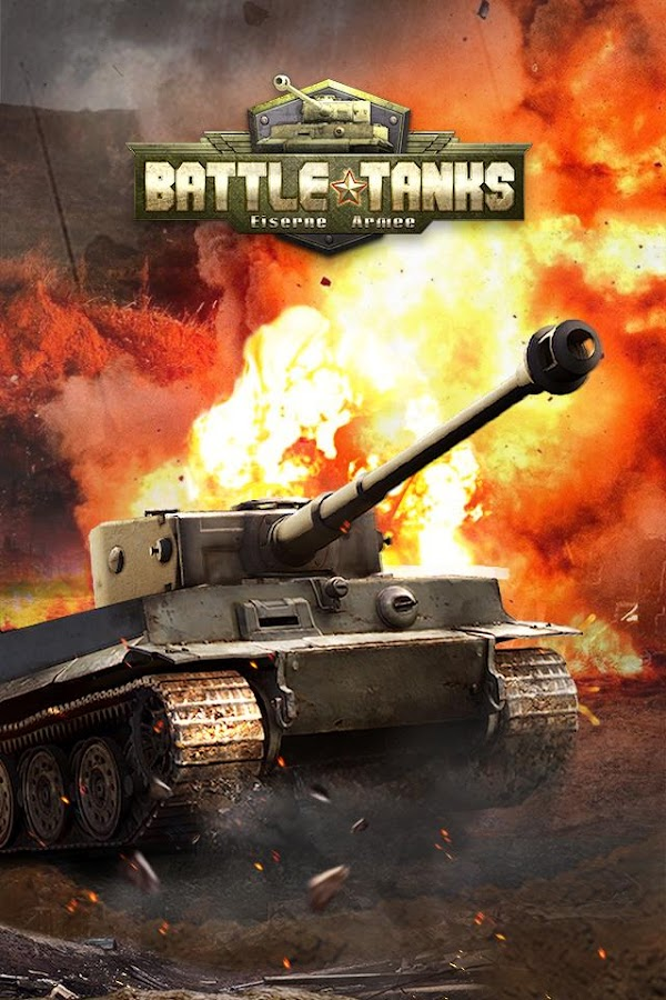 Battle Tanks - Eiserne Armee Screenshot