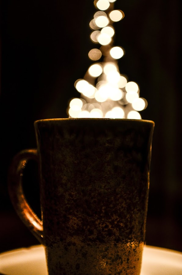Bokeh by Shadman Samin - Food & Drink Alcohol & Drinks ( cup, coffee, morning, bokeh, daily )