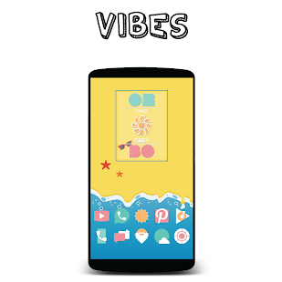 Vibes Iconpack- screenshot thumbnail