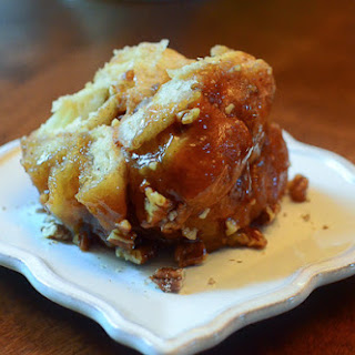 Easy Maple Pecan Monkey Bread