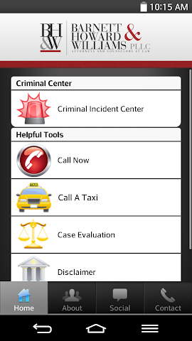 android Fort Worth DWI & Criminal Def. Screenshot 0