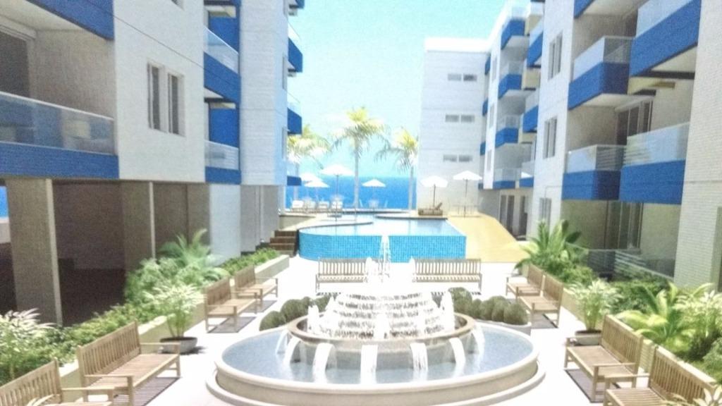 Apartamento residencial à venda, Bessa, João Pessoa - AP5636.