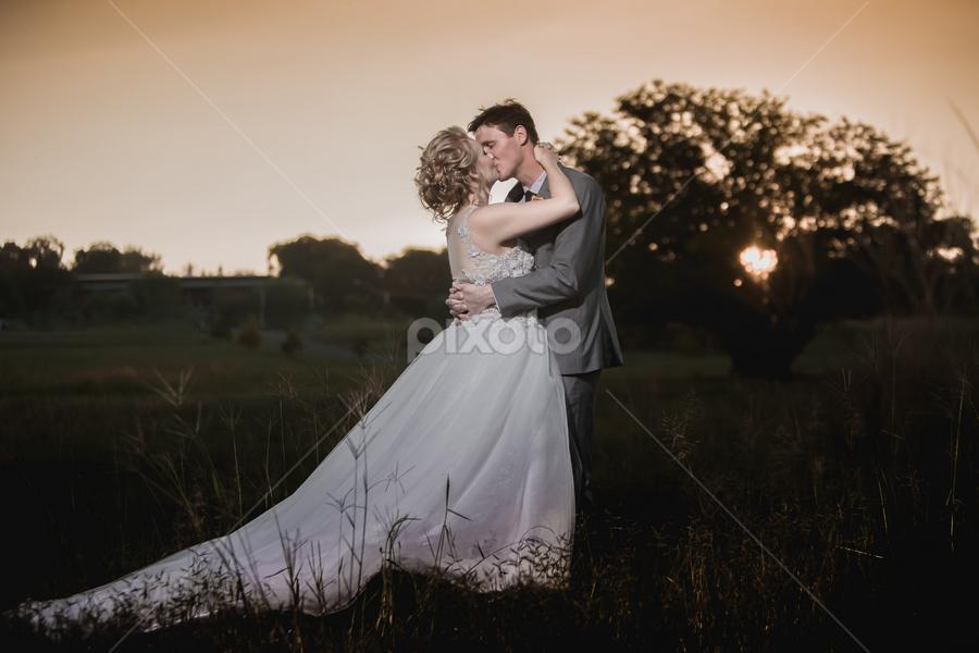 Noon by Lood Goosen (LWG Photo) - Wedding Bride & Groom ( bride, wedding dress, groom, wedding photography, wedding photographer, bride and groom, bride groom, weddings, wedding day, wedding photographers, wedding )