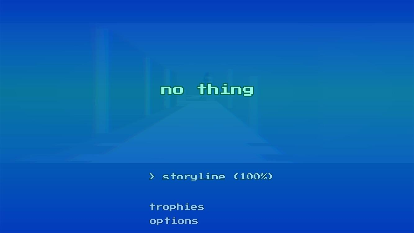 NO THING - Surreal Arcade Trip Screenshot 4