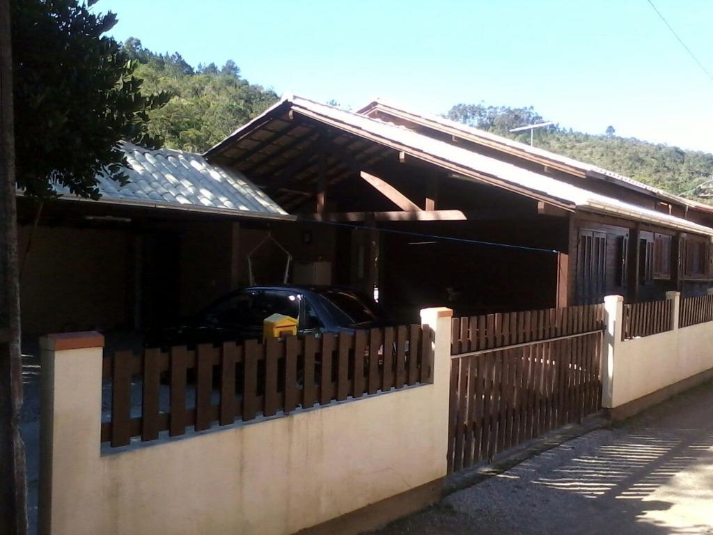 Casa residencial à venda, Fazenda da Armação, Governador Celso Ramos.