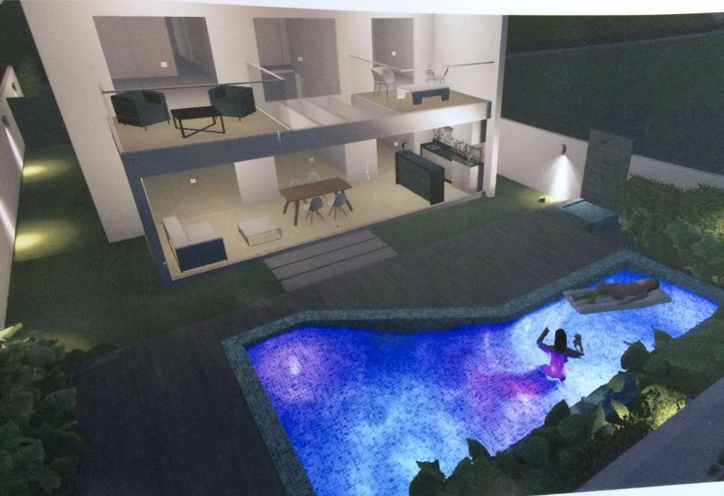 Casa em Extensão do Bosque  -  Rio das Ostras - RJ