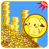 App GO Earn Pokecoins Prank version 2015 APK