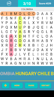 Word Search Game APK for Kindle Fire