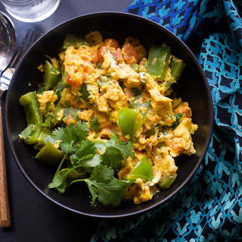 Egg Bhurji (Gluten-free, Paleo, Perfect Health Diet, Whole30)