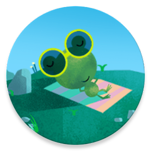Frog Weather Shortcut For PC