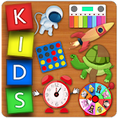 Game Educational Games 4 Kids APK for Kindle