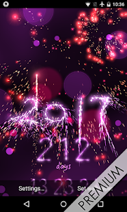 Free Download New Years Countdown to 2017 APK for Samsung