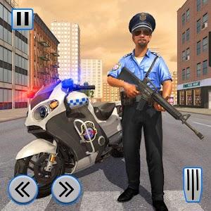 Police Moto Bike Chase Online PC (Windows / MAC)