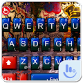 App Street Graffiti Keyboard Theme APK for Kindle