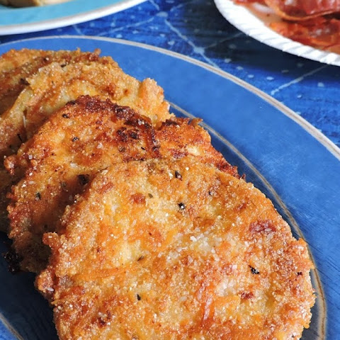 Zesty Fried Green Tomatoes