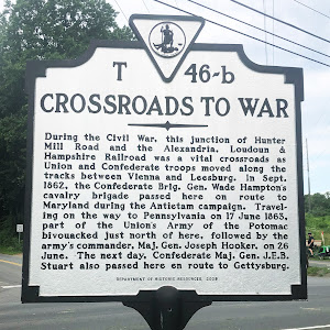 Hunter Mill Road - Crossroads to War