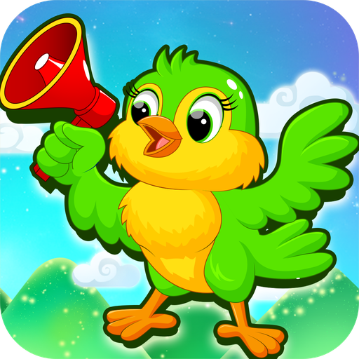 cute animal pictures & sounds (game)