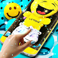Download Emoji live wallpaper APK for Android Kitkat