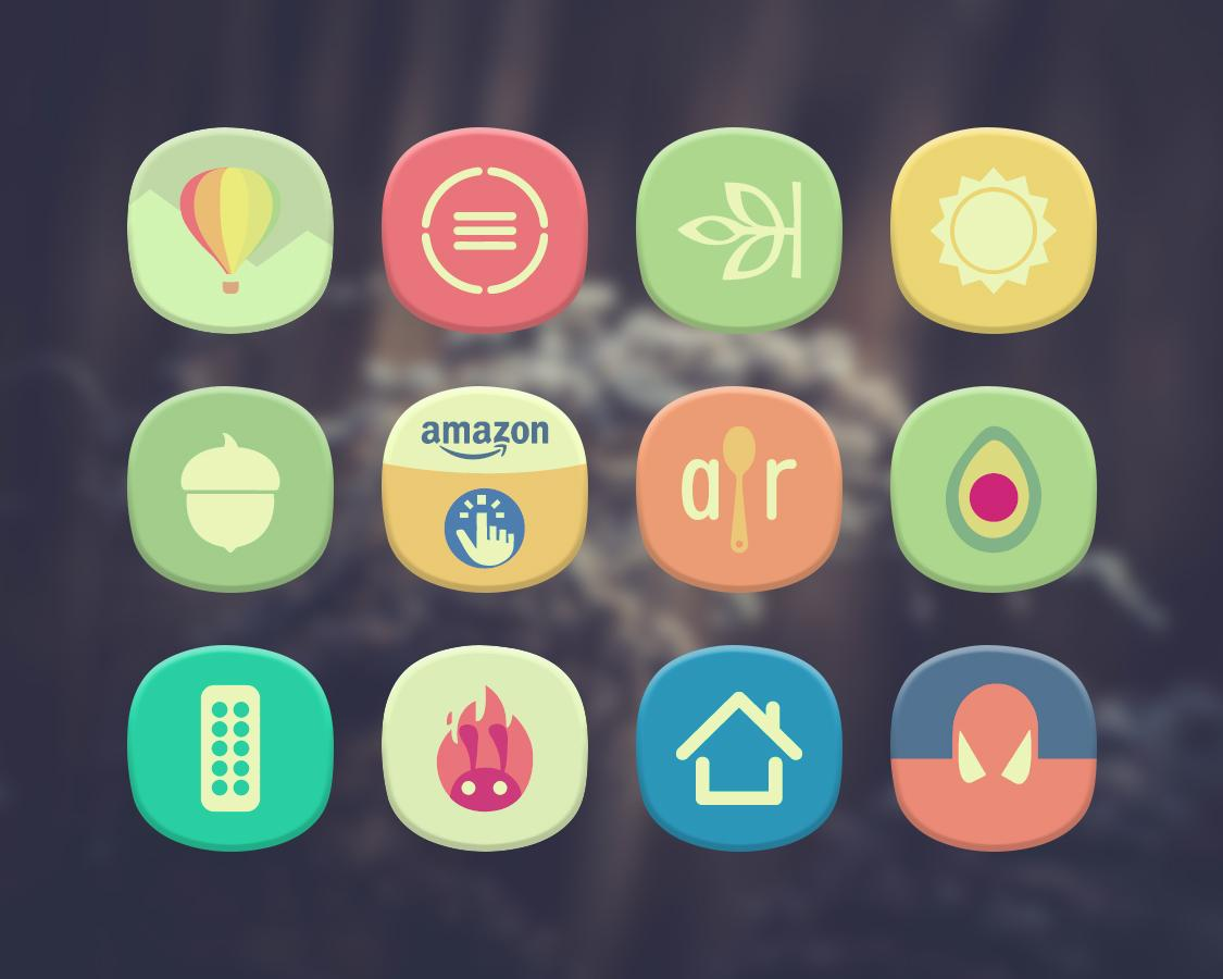 Classique Icon Pack Theme Screenshot 6