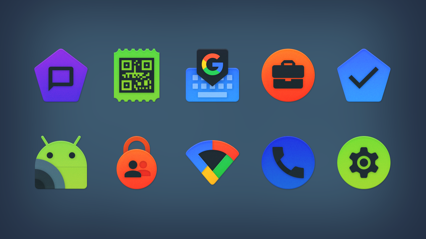 Project X Icon Pack Screenshot 1