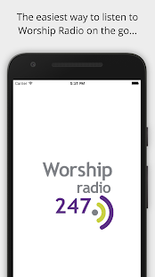 Worship Radio 24/7 - screenshot