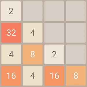 Hack 2048 game